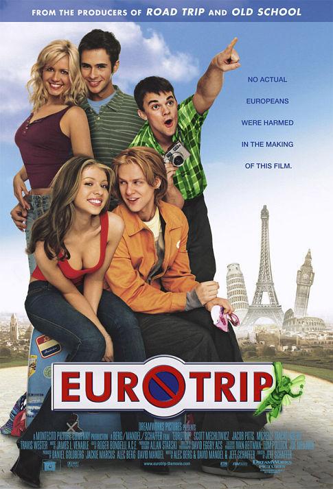 ユーロトリップ(EuroTrip)